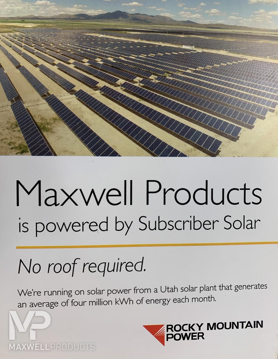 Subscriber Solar